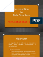 introductionofdatastructure-110731093526-phpapp01