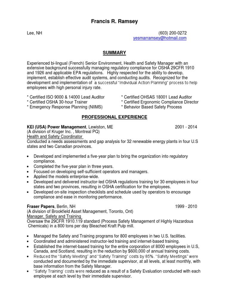 Unique Brookfield Asset Management Resume Sketch - Administrative ...