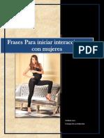 FrasesParaIniciarInteraccionesGamex