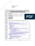 Integracion Metabolica Articulo