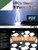 Avionics Smoke