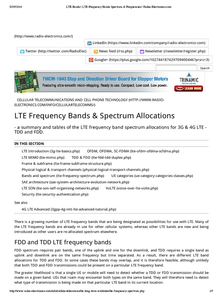 Lte bands lte frequency bands spectrum frequencies radio lte bands lte frequency bands spectrum frequencies radio electronics duplex telecommunications lte telecommunication baditri Gallery