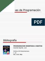 01 - Paradigmas de Programacion