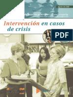 Intervencion en Casos de Crisis
