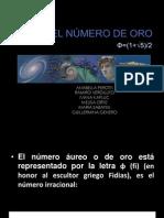 NUMERO DE ORO 2