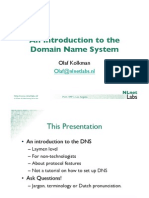 DNS for Policymakers
