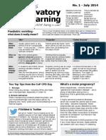 EMS Lavatory Learning No. 1 (July 2014)
