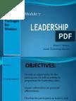 Module 7 Leadership