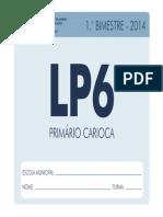 Lp6 1bim Aluno 2014 Redação