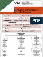 Evaluación Educativa y Participación Democrática
