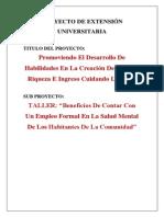Informe Dares Chiguala