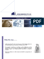 Aftab Associates Company Profile