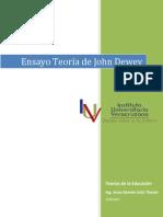 Teoría de John Dewey