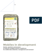WeGov Engineroom Mobiles Development