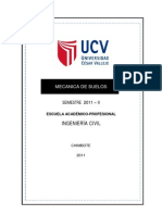 Silabo Mecanica de Suelos - Ing Civil - Ing. Luis Alva Reyes
