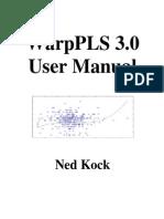 User Manual WarpPLS V3