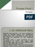 Proc Penal I - Princípios