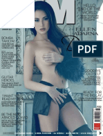 FHM Philippines - 01January 2012
