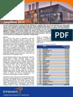 Dynamis Marktscan Logistiek 2014