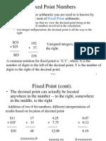 Floatpoint Intro