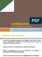 N°1 HORMIGONES - TEC HORMIGON