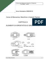 Idrostatica Idrodinamica