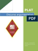 Guía Discurso Argumentativo