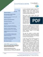 Automotive Mechatronics Newsletter Spring 2012 (v3)