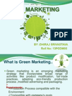 greenmarketing