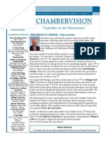 Chambervision-Lisle Area Chamber of Commerce Newsletter
