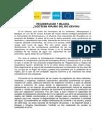 Regeneración y Mejora Del Ecosistema Ripario Del Río Gévora