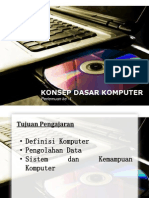 Konsep Dasar Komputer