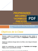 N°2 PROPIEDDES DEL HORMIGON FRESCO