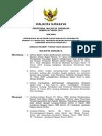 Kebijakan Akuntansi Surabaya 2011