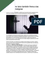 Gustavo Fernández - El Exorcismo Laico También Frena a Las Entidades Malignas