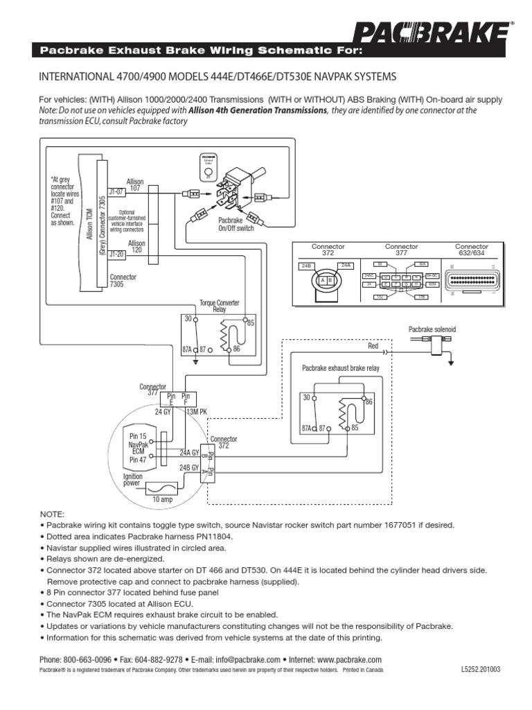 Exhaust Brake DT466EScribd