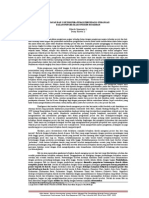 Tinjauan Dan Contoh Peraturan Perundang Dalam Pengelolaan Pesisir Di Daerah