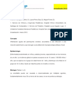 Protocolo Encefalitis 2013