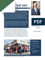 Councilmember O'Farrell One Year Newsletter