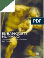 El banquete humano. Una historia cultural del canibalismo - Pancorbo, Luis.pdf
