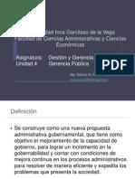 Uigv Gestion y Gerencia Publica u4