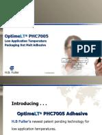 Optimelt Phc7005,PDF