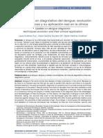 Actualizacion en Dx Del Dengue