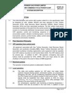 Section C.1 System Description