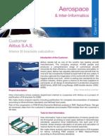 Airbus Brackets analysis
