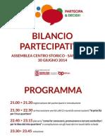 Report Quartiere Centro Storico-Gerardo 30 Giugno 2014