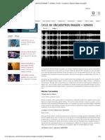 CICLO DE ENCUENTROS IMAGEN + SONIDO _ FUGA - Fundación Gilberto Alzate Avendaño