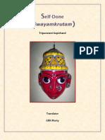 (Swayamkrutam)