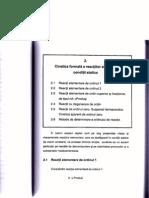 Cinetica Reactiilor Elementare-cond Statice