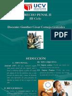 13 Unidad - Derecho Penal II